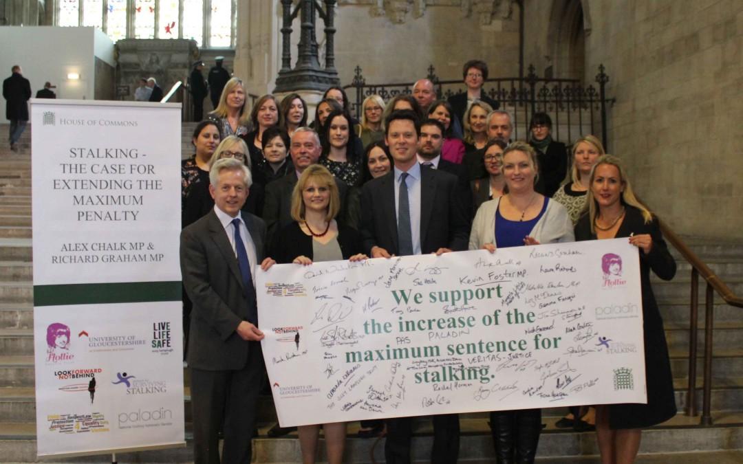 Gloucester and Cheltenham MPs Visit Parliament
